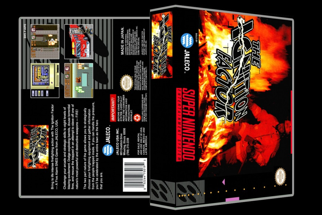 Ignition Factor -  Game Case